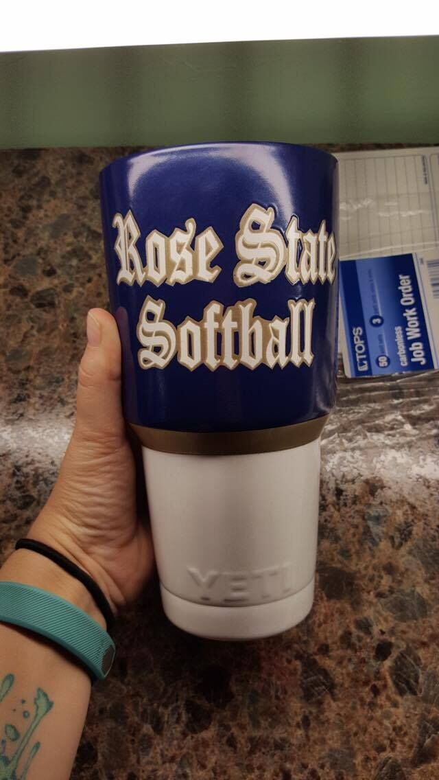 Rose State Softball Cup