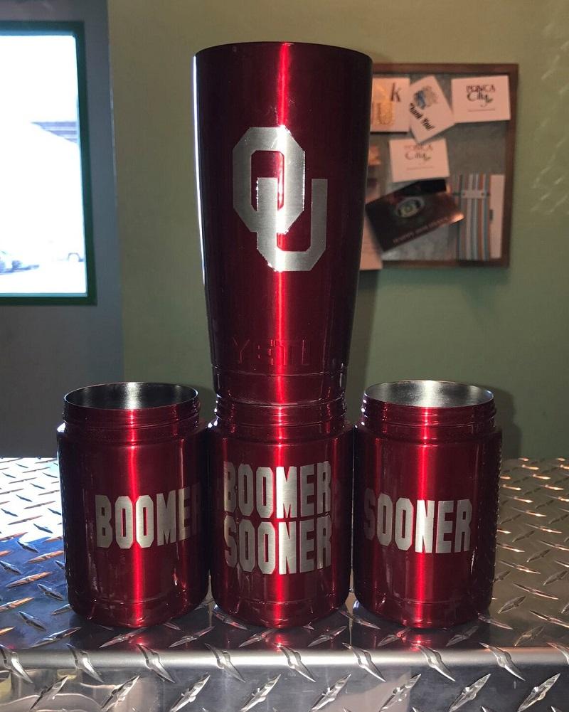 OU/Boomer Sooner