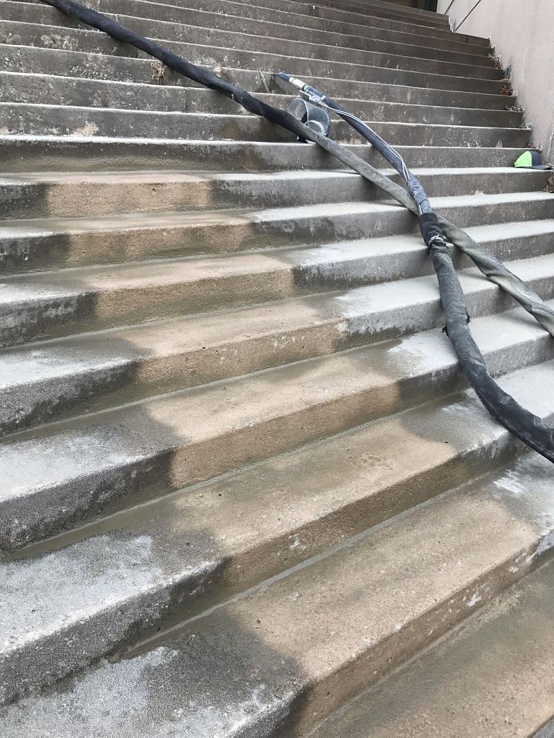 Stair Blast