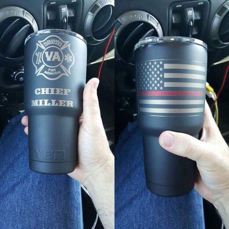 Fire Chief Cup
