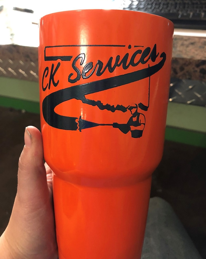 Custom Cup - OK Services
